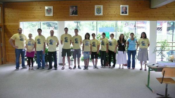 Crew am Symposium
