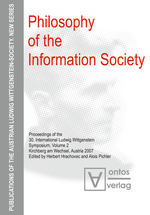 2007 Philosophy of the information Society