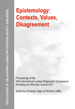 2011 Epistemology: Contexts, Values, Disagreement