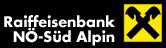 Logo Raiffeisenbank NÖ Süd Alpin