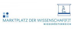 Logo Marktplatz der Wissenschaf[f]t